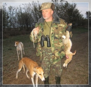 Одиночная охота на зайца. Охота с подхода. оврагами, на болотах, гарях